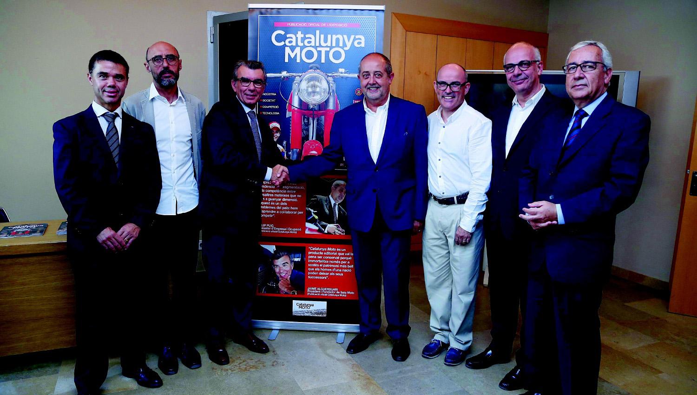 """Editado el libro-catálogo de la exposición """"Catalunya MOTO"""""""