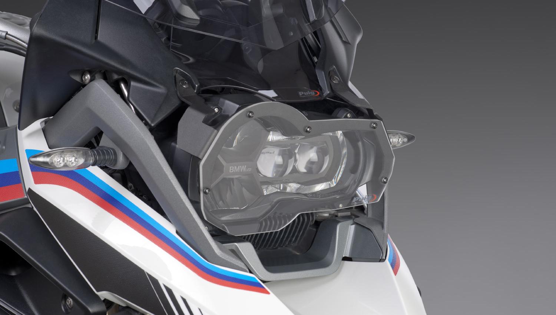 Puig lanza un protector de faro para la BMW R 1200 GS (2013-2015)