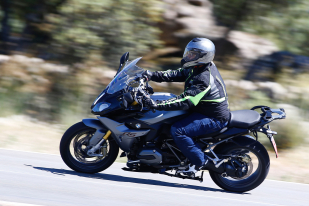 Contacto: BMW R 1200 RS