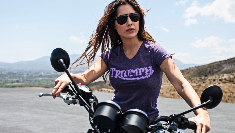 Equipamiento gratis por la compra de una Triumph Classic