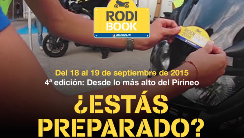 Rodibook 2015: de ruta por los Pirineos este fin de semana