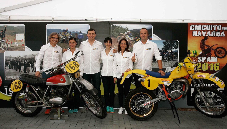 El Circuito de Navarra acogerá en 2016 los Seis Días de Enduro-ISDE