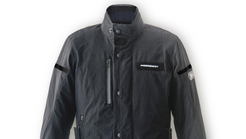 Clásica, funcional y de entretiempo, las credenciales de la chaqueta Class de Garibaldi
