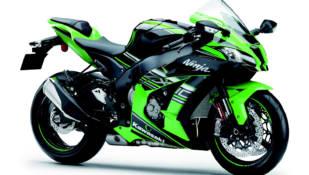 La nueva Kawasaki ZX-10R monta de serie los neumáticos Bridgestone Battlax RS10