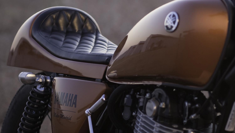 El concesionario Yamaha Motor Madrid gana el concurso europeo de customización Yard Built Dealer