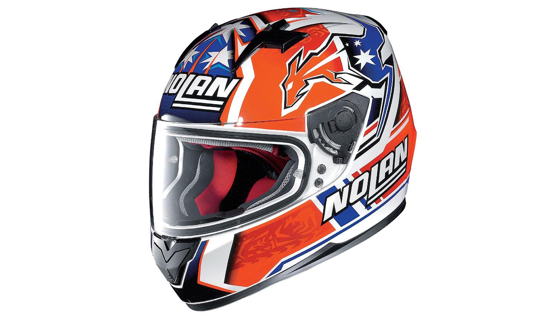 El espectacular casco integral N64, lo último de Nolan