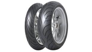 Los neumáticos de moto Dunlop RoadSmart III, a toda prueba