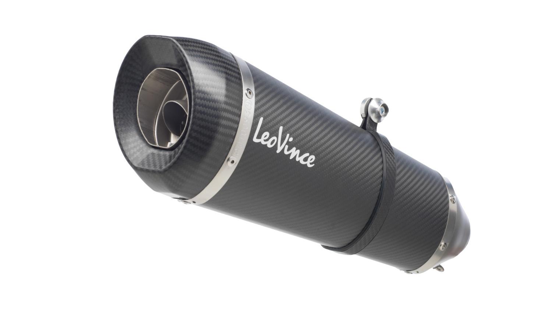 LeoVince lanza los nuevos escapes Factory S y LV One Evo