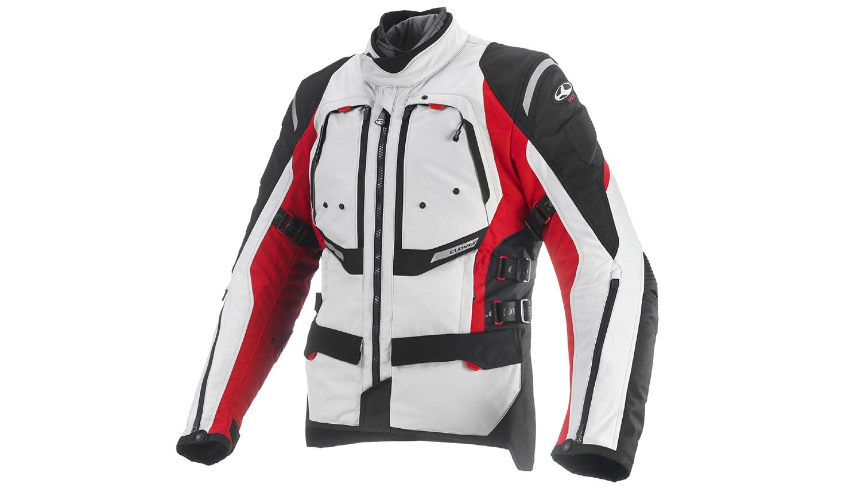 Para los grandes ruteros llegan la chaqueta GTS-3 Airbag y el pantalón GT-Pro-2 de Clover