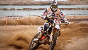 Ramon Grimau, tercero en el Campeonato de España de Enduro en la categoría Senior B 4T
