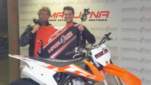 Ramon Brucart ficha por Máquina Motors y KTM