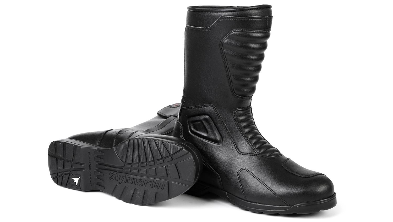 Shiver, las nuevas botas touring de Stylmartin