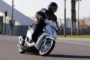 Contacto: Piaggio Liberty 50 y 125 cc