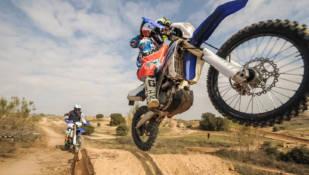 Balance satisfactorio de la primera edición del Yamaha Enduro Pro Tour