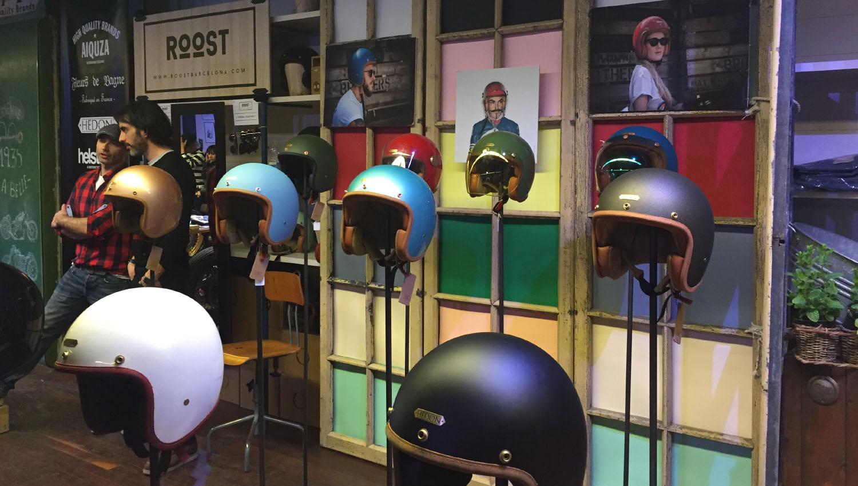 Palo Alto Market acoge una muestra de las tendencias del mundo de la moto