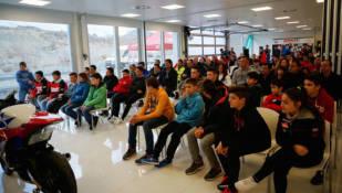 """El Parcmotor Castellolí pone en marcha la Escuela de Velocidad """"Talents Parcmotor"""""""