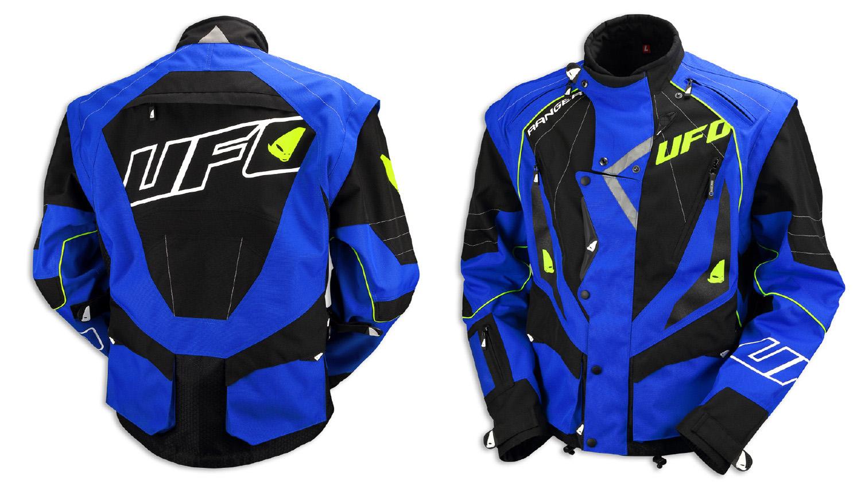 La chaqueta de off road Ufo Ranger se renueva