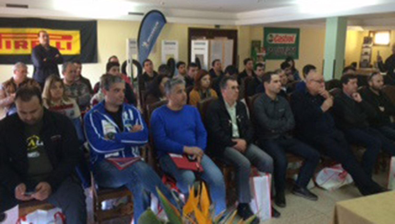 REBESA celebra el primer encuentro con clientes de Portugal