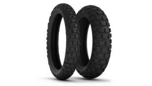 La polivalencia según Michelin, el neumático Anakee Wild