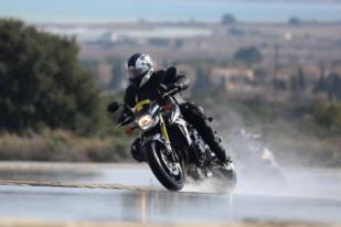 Dunlop RoadSmart III: alta tecnología para las Sport Touring