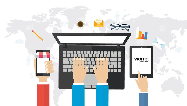 Comprar en Vicma es ahora más fácil gracias a la nueva plataforma de reservas on line