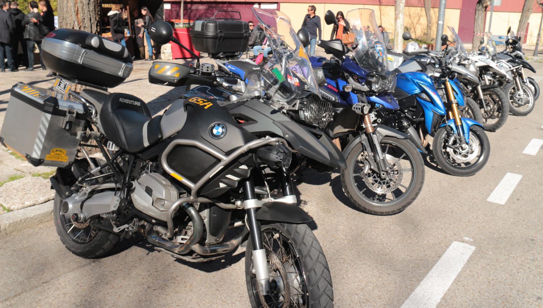 Las matriculaciones de motocicletas crecen un 16,3 por ciento en abril