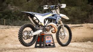 Husqvarna amplía hasta los seis meses la garantía de sus modelos de motocross