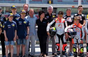 Trofeo J.Juan al mejor piloto de Pre-Moto 3