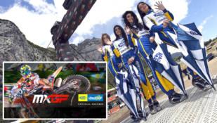 Magneti Marelli Checkstar en el Campeonato del Mundo de Motocross
