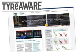 TyreAWARE, campaña por la gestión eficaz de los neumáticos