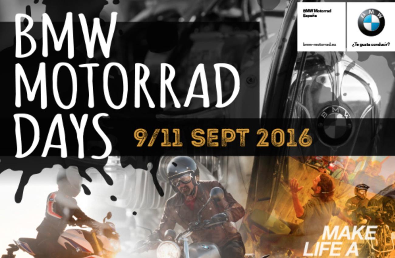 El BMW Motorrad Days calienta motores
