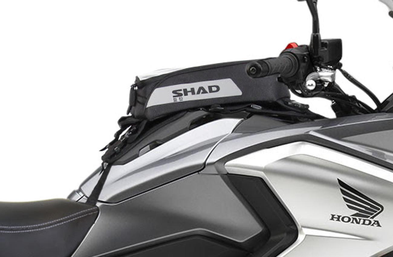 Equipa tu Honda NC750X con Shad