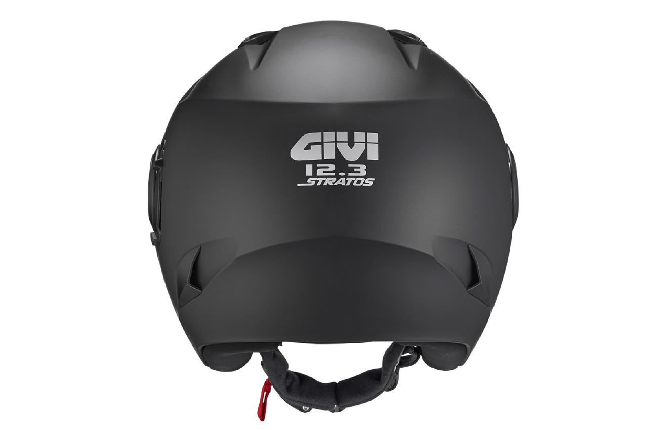 Nuevo casco 12.3 Stratos de Givi