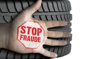 El sector del neumático se une contra el fraude