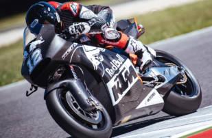 Motorex, patrocinador del proyecto KTM MotoGP