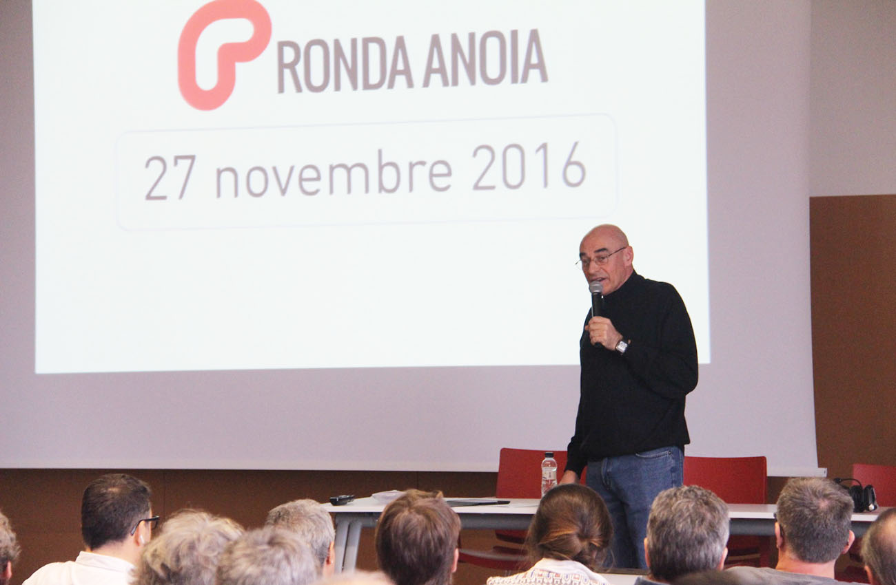 Ronda Moto, una iniciativa para recorrer las comarcas de Catalunya
