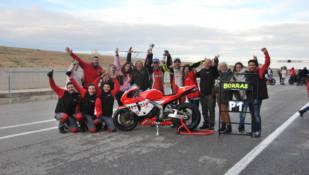 El Estrip Team Endurance, un equipo ganador
