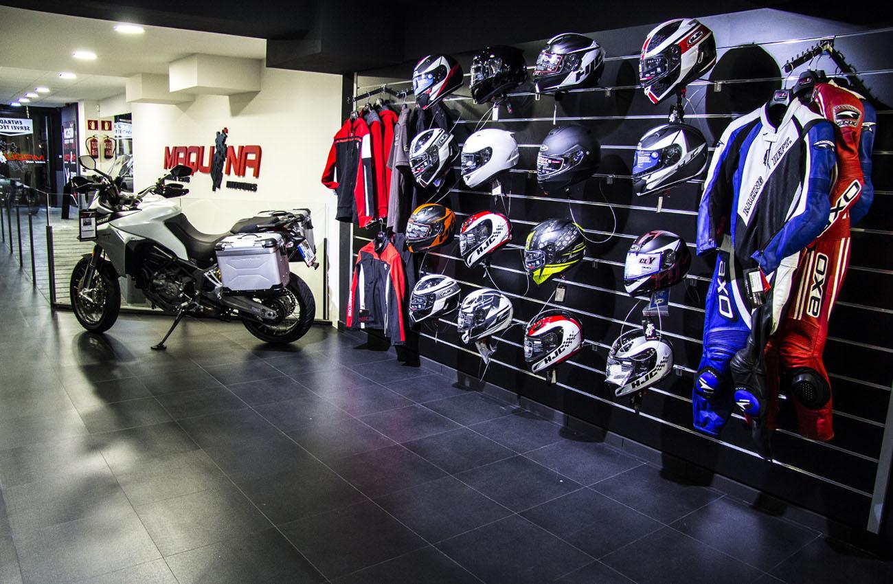 El Ducati Service de Maquina Motors