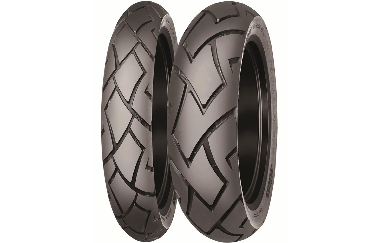 Mitas amplía la oferta de la gama Terra Force-R de neumáticos para maxi trails