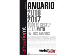 Anuario MT 2017, imprescindible para los profesionales de la posventa de la moto