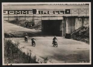 110 años de Pirelli en competición