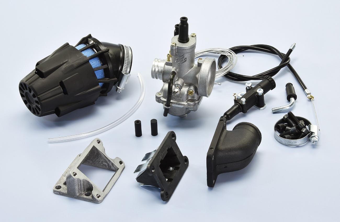 Polini lanza un sistema de alimentación para Yamaha