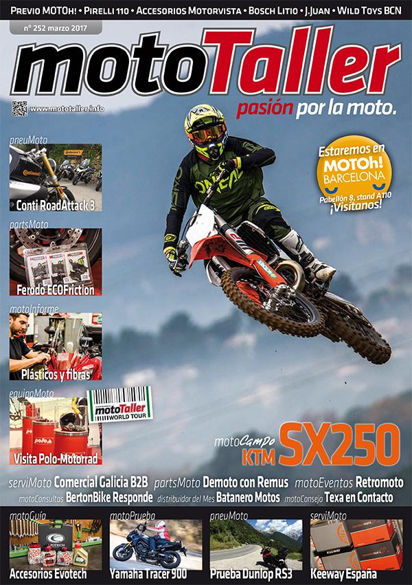 MotoTaller 252 – marzo 2017