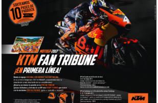 Disfruta de los Grandes Premios de Jerez y Barcelona con KTM España