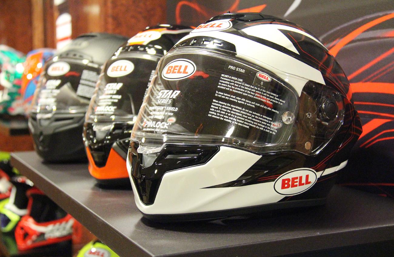 Bihr Iberia distribuye los cascos Bell en España y Portugal