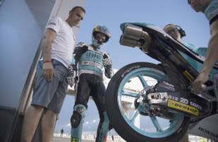 El equipo Leopard Racing de Moto3 montará discos de freno Galfer