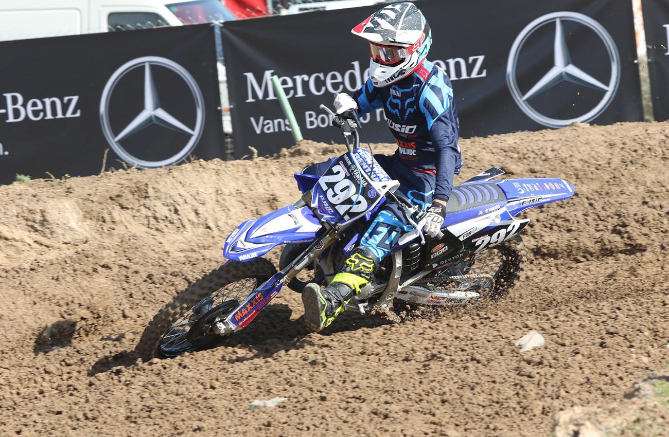 Mercedes-Benz, patrocinador del Campeonato de España de Motocross