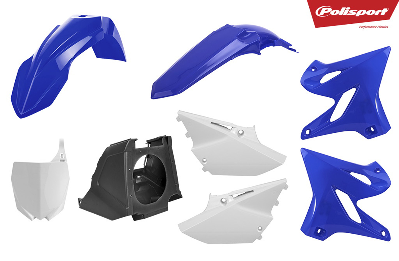 Polisport lanza un kit para la Yamaha YZ125/250 y nuevos protectores para el sistema de encendido