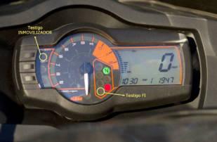 motoConsejo Texa: Cancelar las llaves perdidas y programar las llaves nuevas en una KTM 990 Adventure ABS