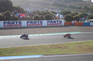 Dunlop y Parts Europe sortean dos entradas para el Gran Premio de Alemania de Motociclismo